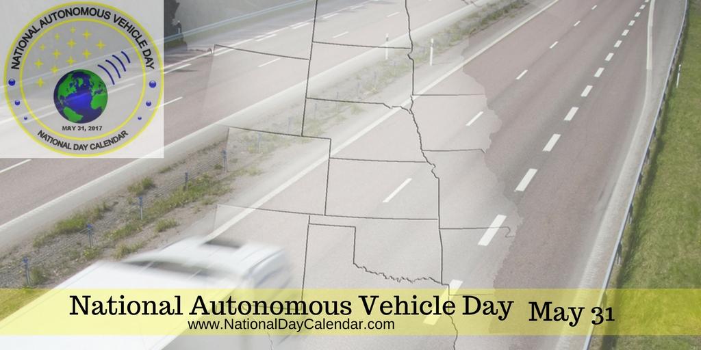 National Autonomous Vehicle Day - May 31 (10)
