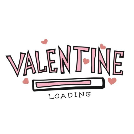 Valentines Day loading