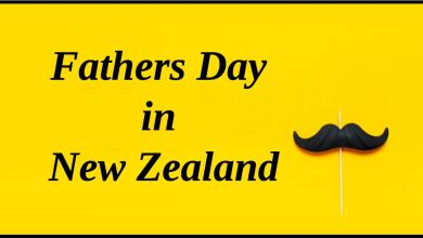 Fathers Day in New Zealand