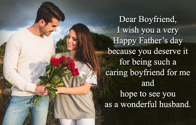 Fathers Day To Boyfriend