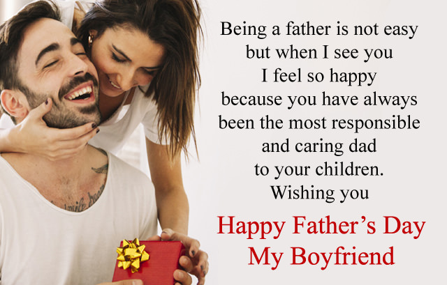Happy Fathers Day To Boyfriend National Day Review