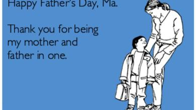 Happy Fathers Day To Moms