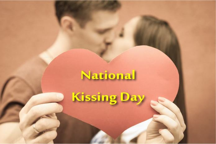 National Kissing Day Quotes
