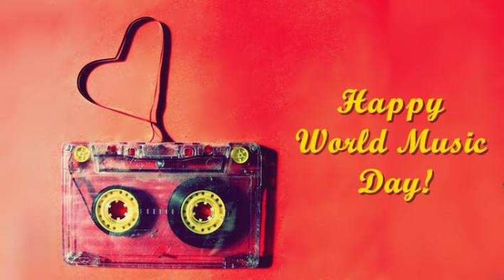 World Music Day Quotes