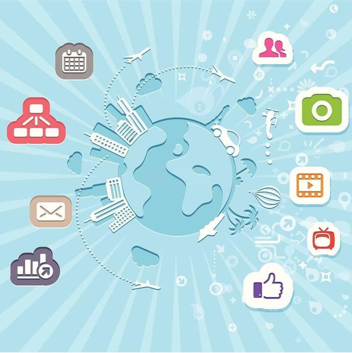 Social Media Day images