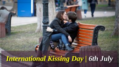 International Kissing Day Messages