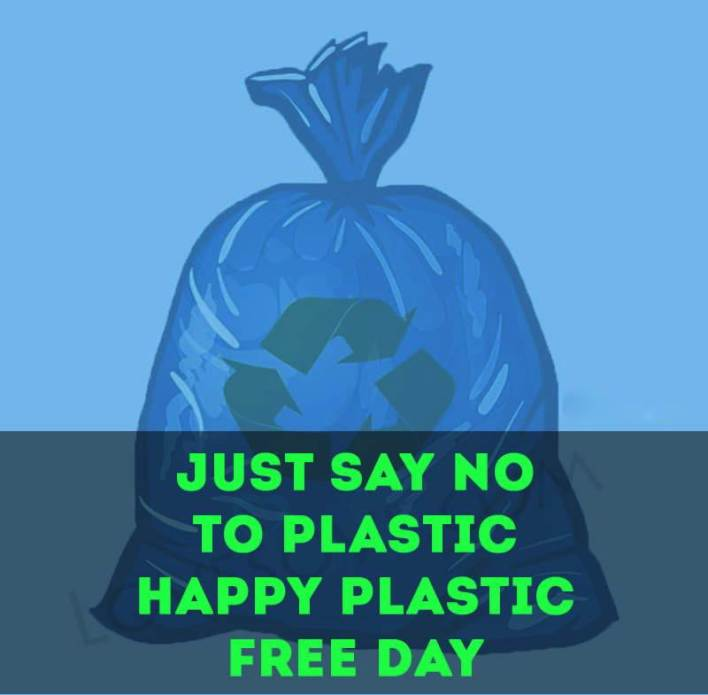 International Plastic Bag Free Day Slogan