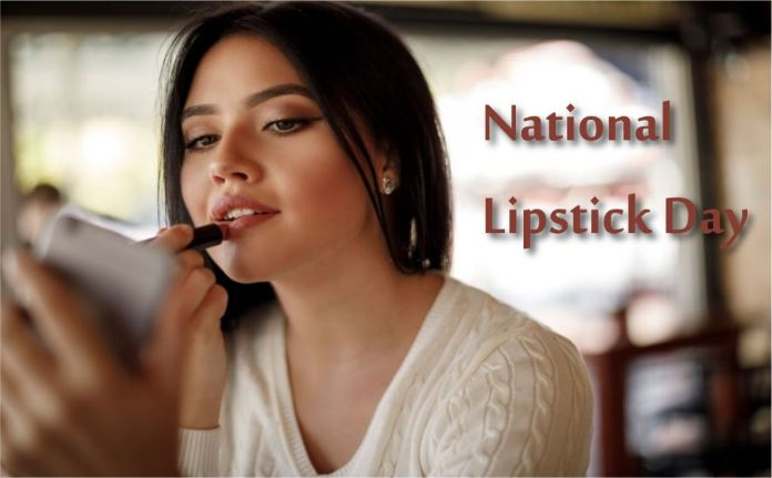 Lipstick Day Images
