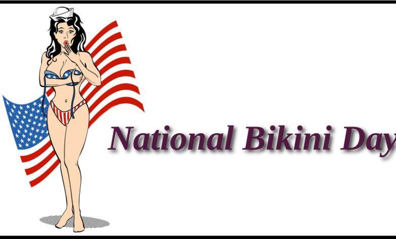 National Bikini Day Images