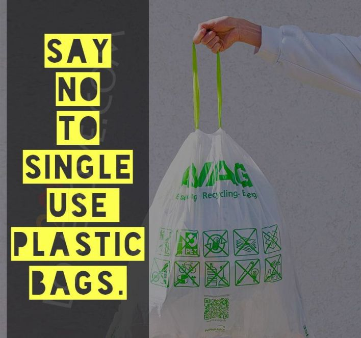 Plastic Bag Free Day Messages