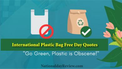Plastic Bag Free Day Quotes