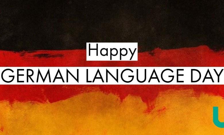 German Language Day CoverPhoto