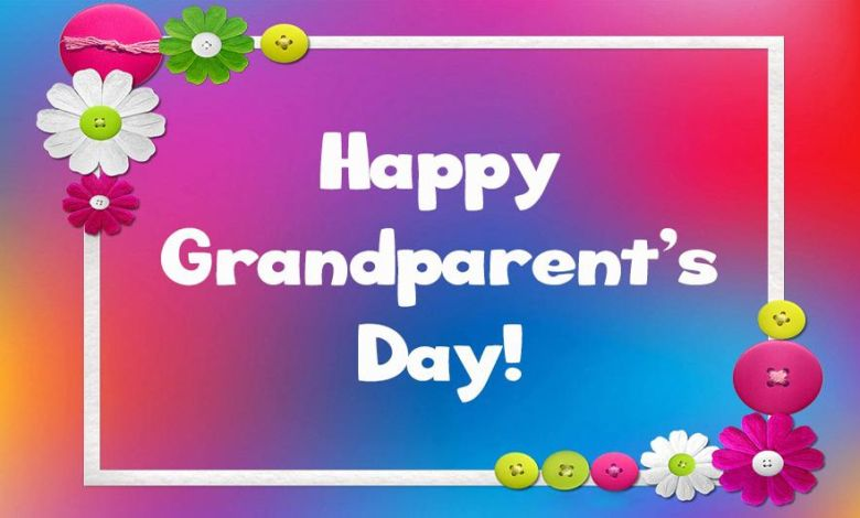 Grandparents Day date
