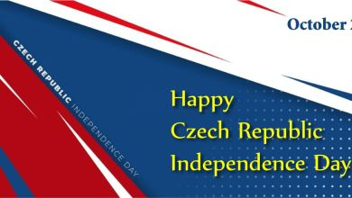 Czech Republic Independence Day