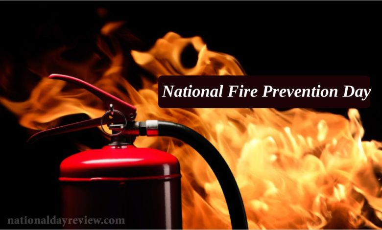 National Fire Prevention Day