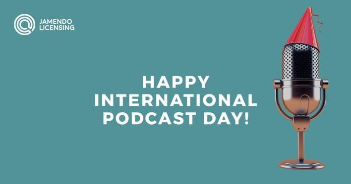 Happy International Podcast Day