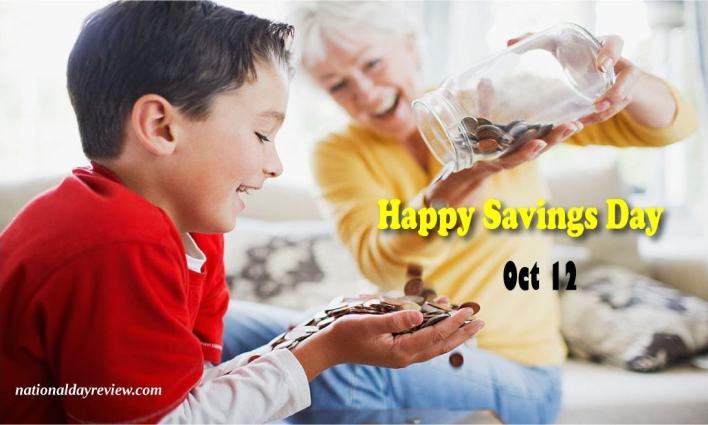 Happy Savings Day