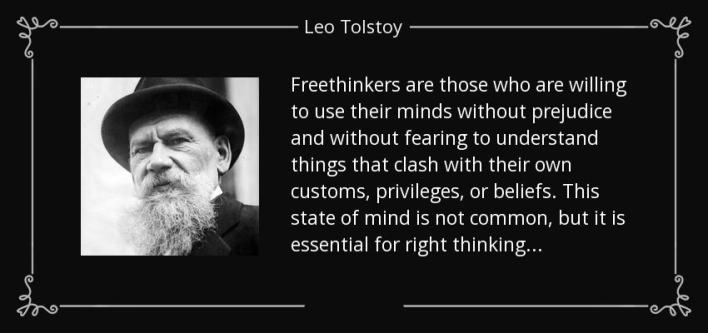 National Freethought Day Quotes