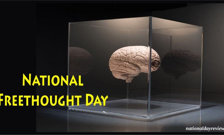 National Freethought Day