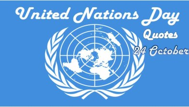 United Nations Day Quotes