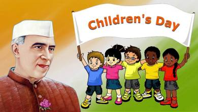 Children's Day 2021 in India