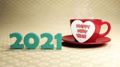 New Year 2021 SMS
