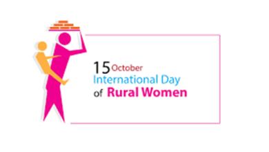 International Rural Women Day