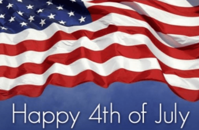Happy 4th Of July date