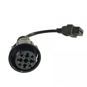 Cablu diagnoza adaptor MAN 12 PIN