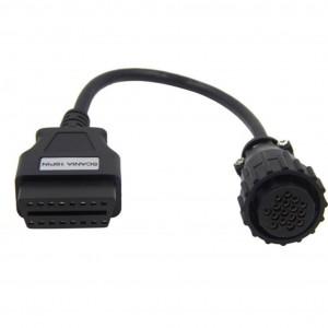 Cablu diagnoza adaptor SCANIA 16 PIN
