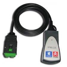 Interfata Diagnoza Auto LEXIA 3, Peugeot si Citroen
