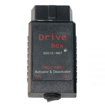 Interfata VAG Drive Box IMMO OFF - VW Audi Seat Skoda EDC15/ME7