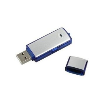 Reportofon spion cu activare vocala , 8 GB