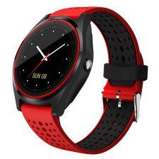 Ceas SmartWatch MediaTek™ V9 - Red Edition