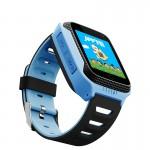 Smartwatch copii MediaTek Q528 Albastru, lanterna, cu functie telefon