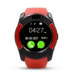 Ceas Smartwatch MediaTek™ V8 Rosu
