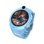 Ceas telefon Smartwatch cu GPS pentru copii MediaTek Q610 ALBASTRU
