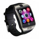 Smartwatch MediaTek M18 Curved cu Camera si Telefon Display 1.54
