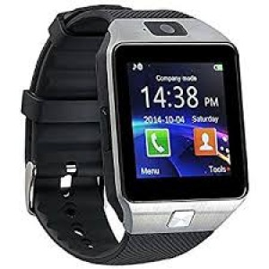 Ceas SmartWatch Mediatek MDT09 Silver Edition