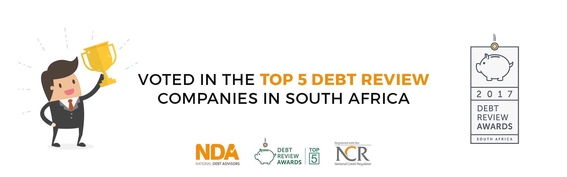 Top 5 debt review companies in south africa