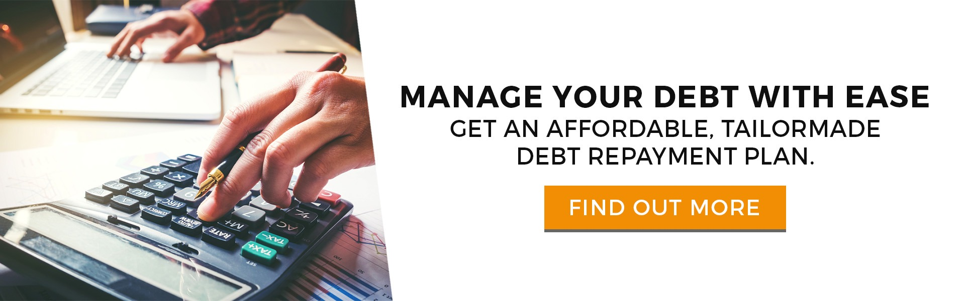 Manage your debt with ease