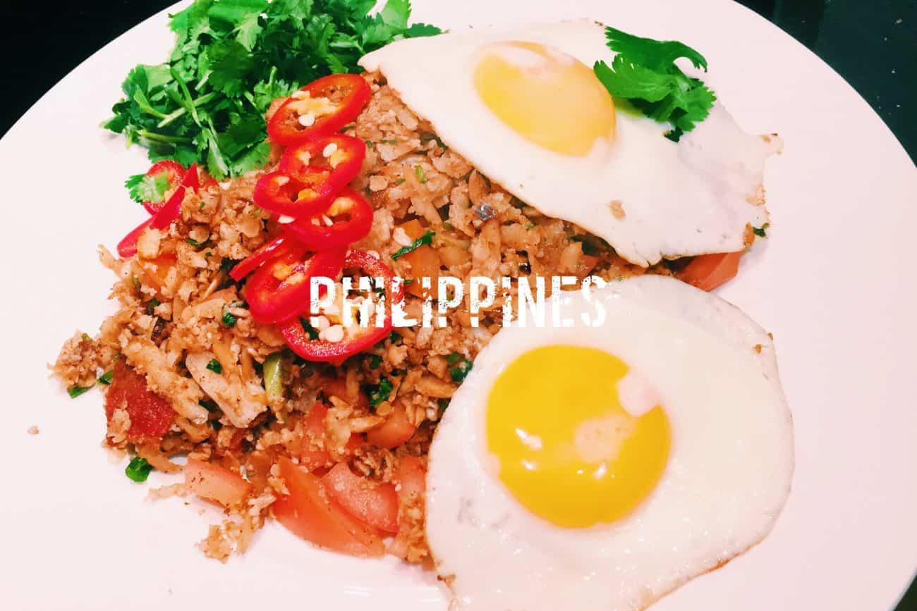 Sinangag | Filipino Garlic Fried Rice