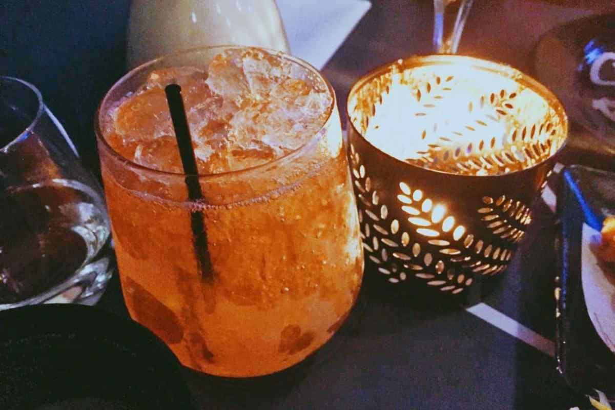 Japanese Whisky Sour from Koj Cheltenham   Restaurant Review