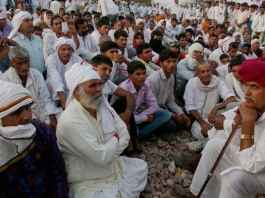 gujjar reservation movement