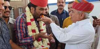 hanuman beniwal (file photo)