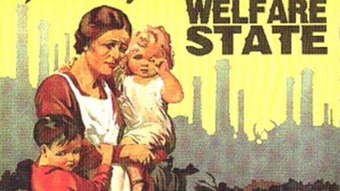 will mass immigration destroy the welfare state?