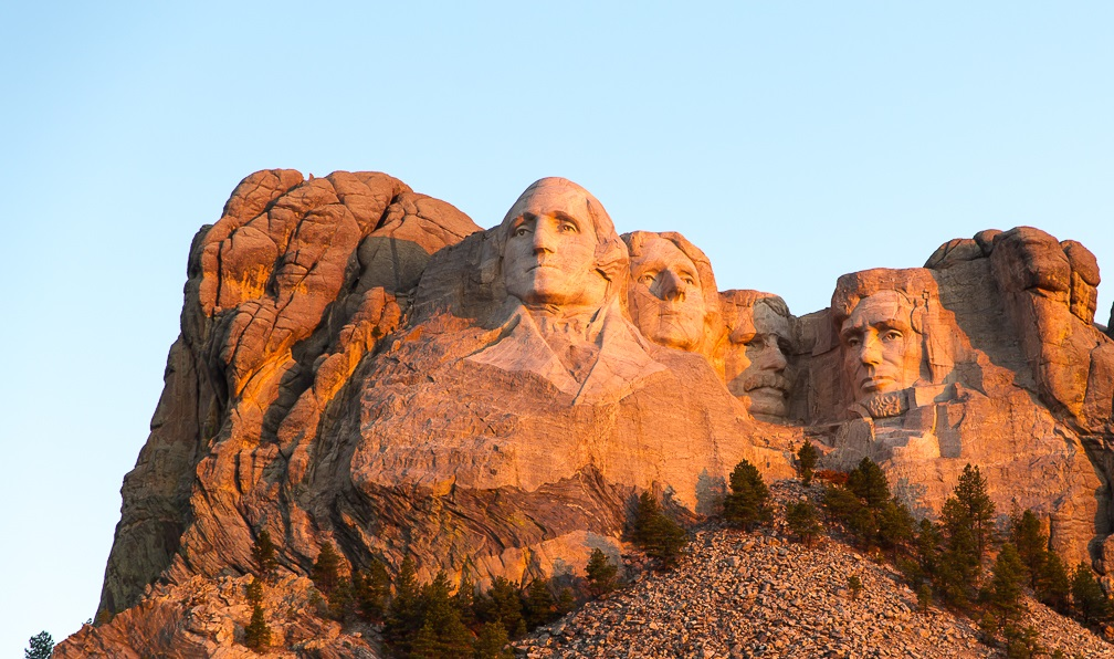 every president on mt rushmore was an economic protectionist