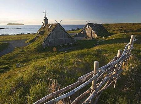 Viking settlement at L'Anse aux Meadows