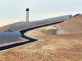 Israel's border wall with Egypt has been effective in reducing the flow of migrants, walls work