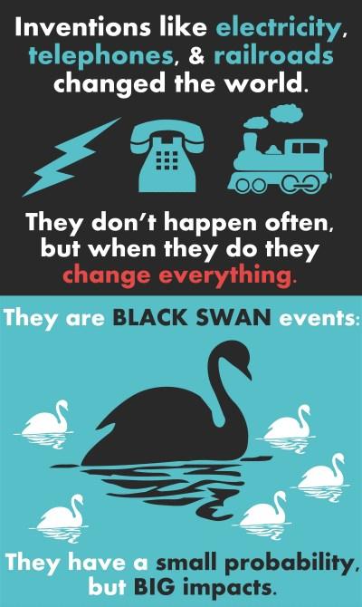 black swan infographic